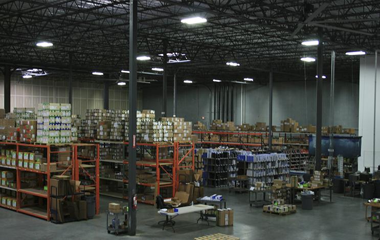 VLC Warehouse